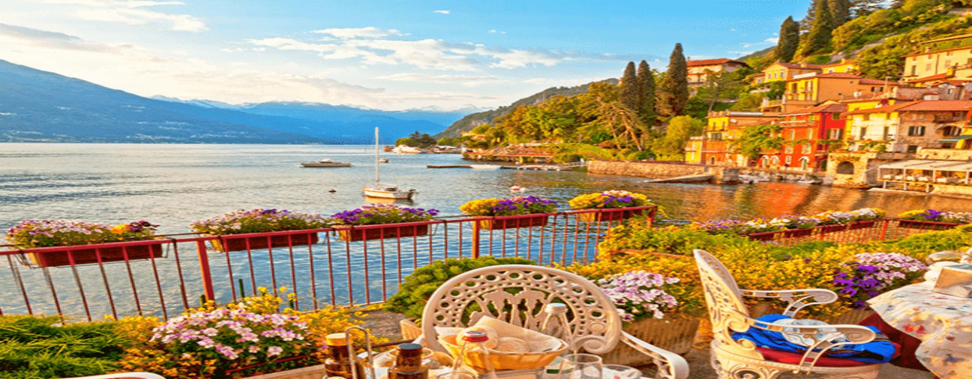 Top 7 obiective turistice lacul como italia locul for Cu ci na roma