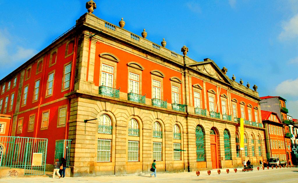 Obiective turistice Porto - Museu Nacional Soares dos Reies