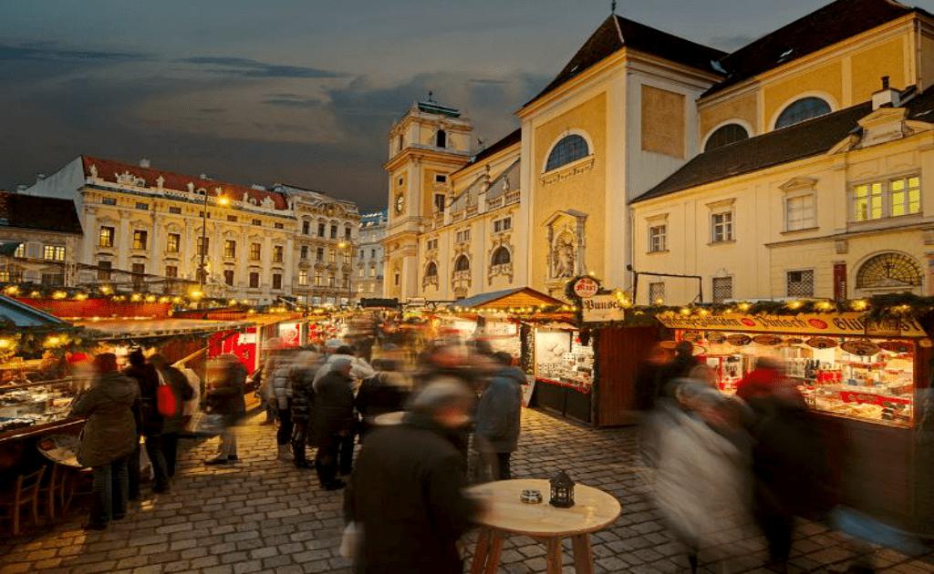 Vacanta de 1 decembrie la Viena