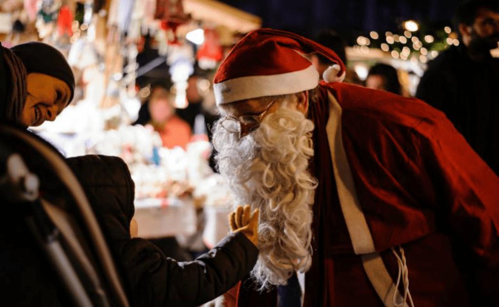 Vacanta de 1 decembrie la Budapesta - Targul de Craciun