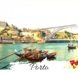 Top 7 obiective turistice Porto – orasul boem al Portugaliei