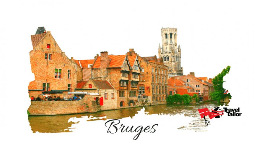 Top 7 obiective turistice Bruges, Belgia – orasul ciocolatei si al dantelei