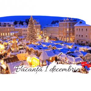 7 destinatii recomandate pentru vacanta de 1 Decembrie