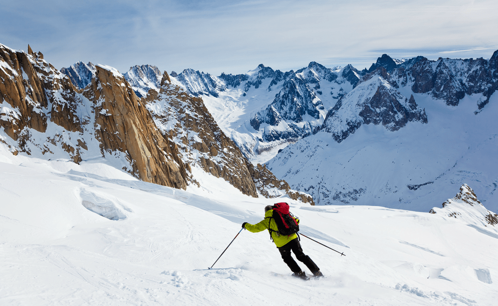 Top 9 statiuni de ski Franta - Chamonix