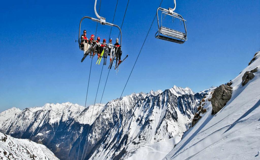 Top 9 statiuni de ski Franta - Font Romeu