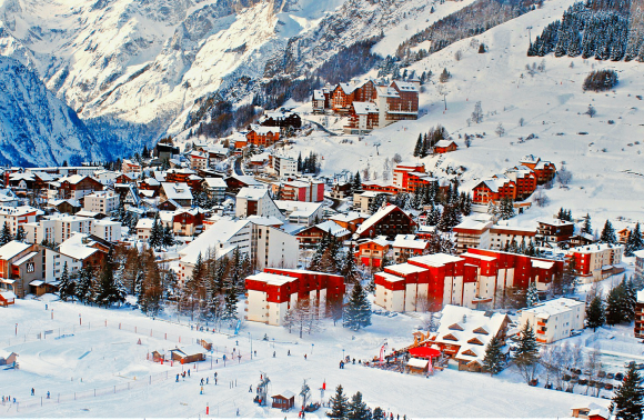 Top 9 statiuni de ski Franta pentru o vacanta de iarna perfecta!