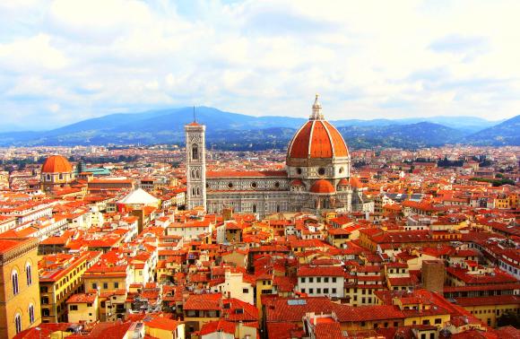 Top 6 obiective turistice Florenta – leaganul Renasterii Italiene