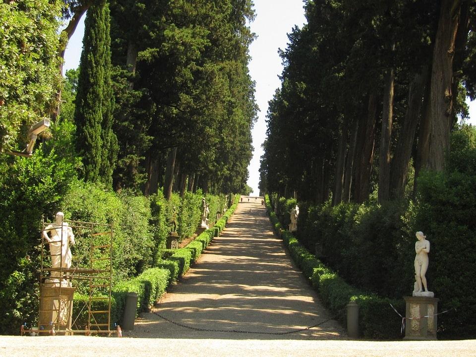 Giardino di Boboli - obiective turistice florenta-min