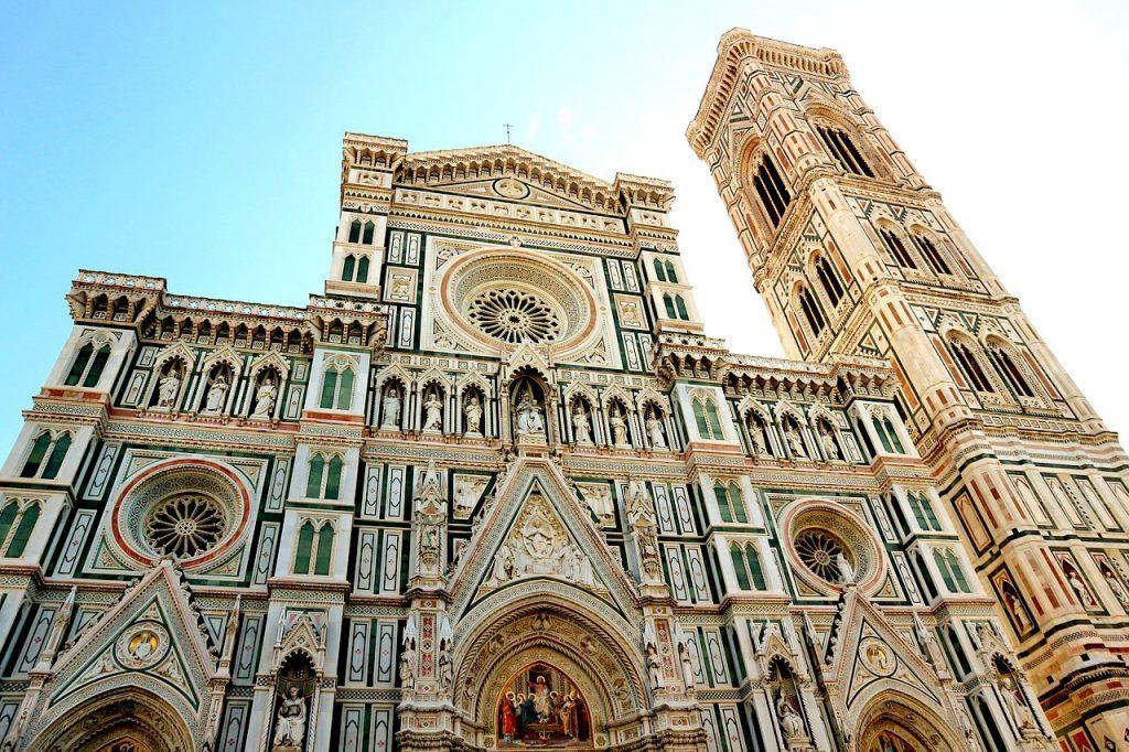 obiective turistice Florenta - Catedrala Santa Maria del Fiore