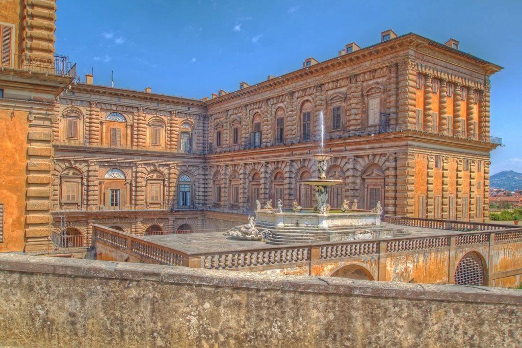 palazzo pitti-obiective turistice florenta