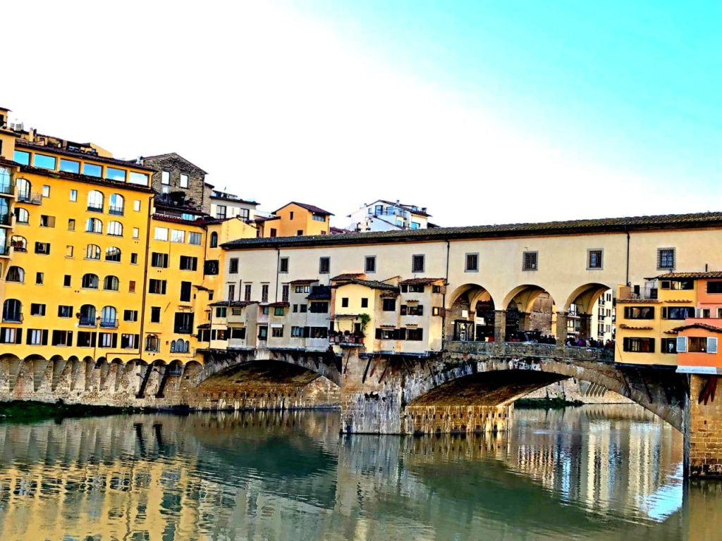 ponte vecchio - obiective turistice Florenta