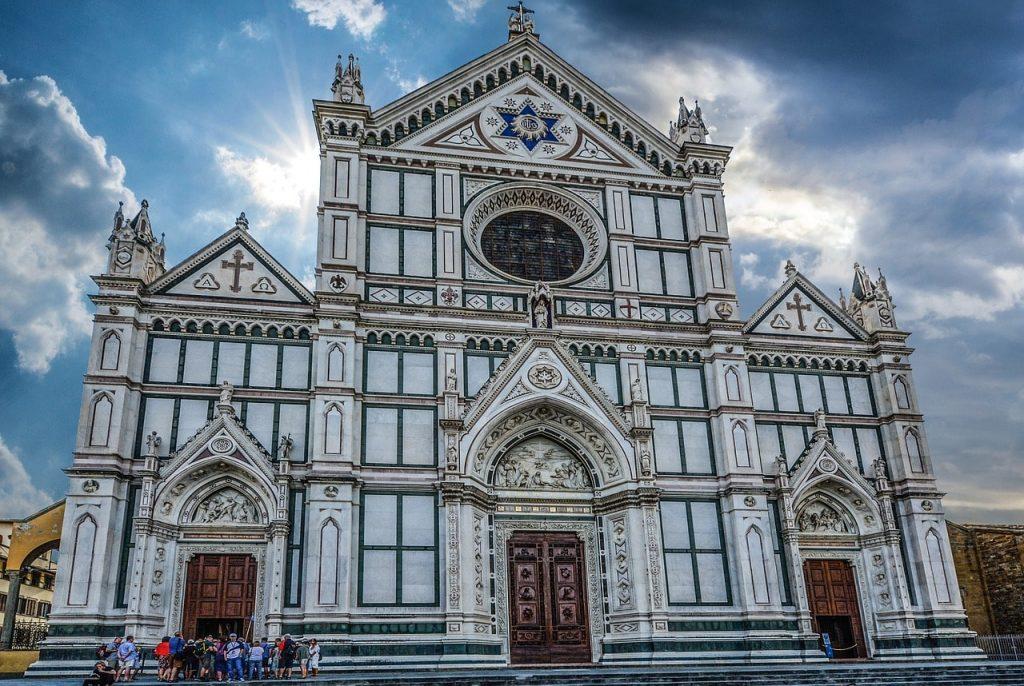basilica santa croce - obiective turistice florenta
