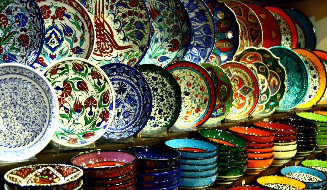 Obiective turistice Cappadocia - orasul Avanos