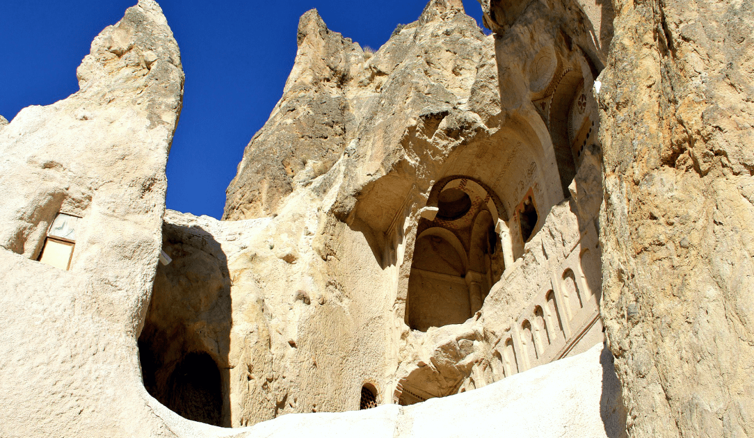 obiective turistice cappadocia - muzeul goreme