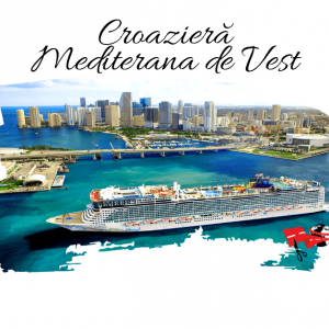 Croaziera 2018 – Mediterana Vest (Barcelona) – Norwegian Epic – 7 nopti