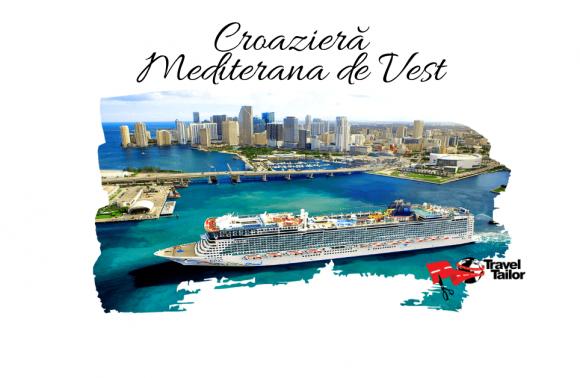 Croaziera 2021 – Mediterana Vest (Barcelona) – MSC Cruises – MSC Poesia – 5 nopti