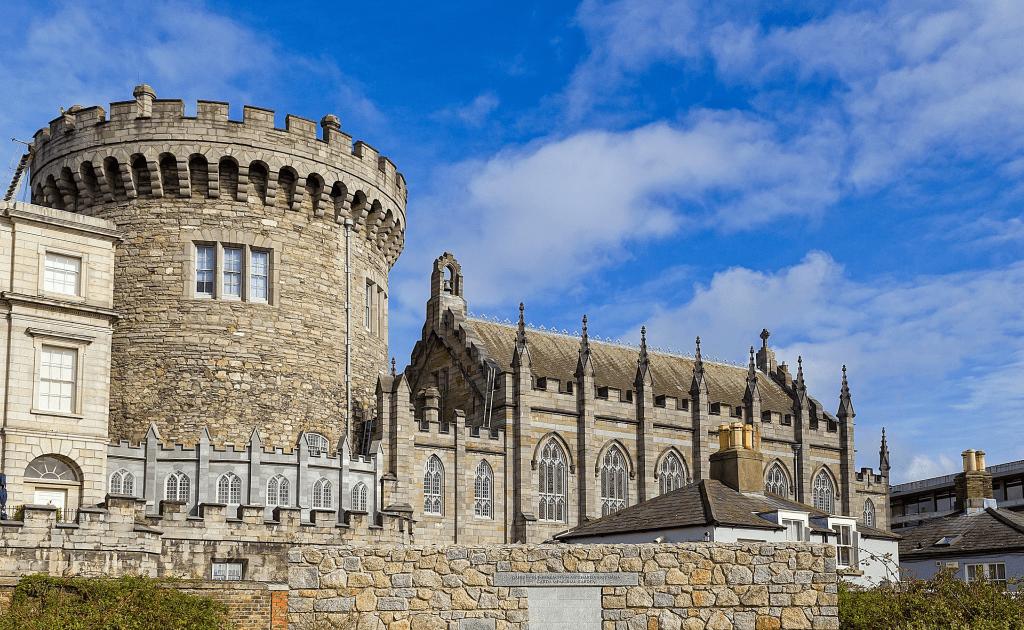 Obiective turistice Dublin - Castelul Dublin