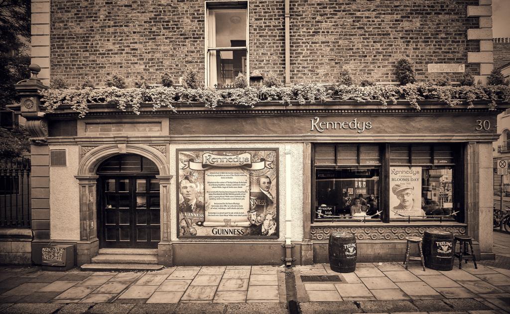 Obiective turistice Dublin - Guinness Storehouse