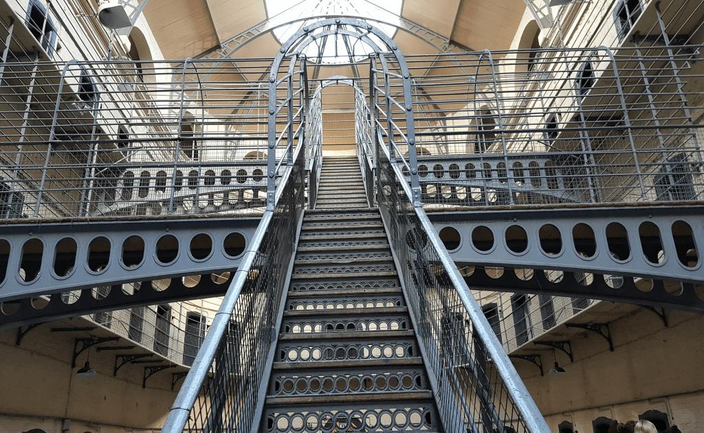 Obiective turistice Dublin - Inchisoarea Kilmainham