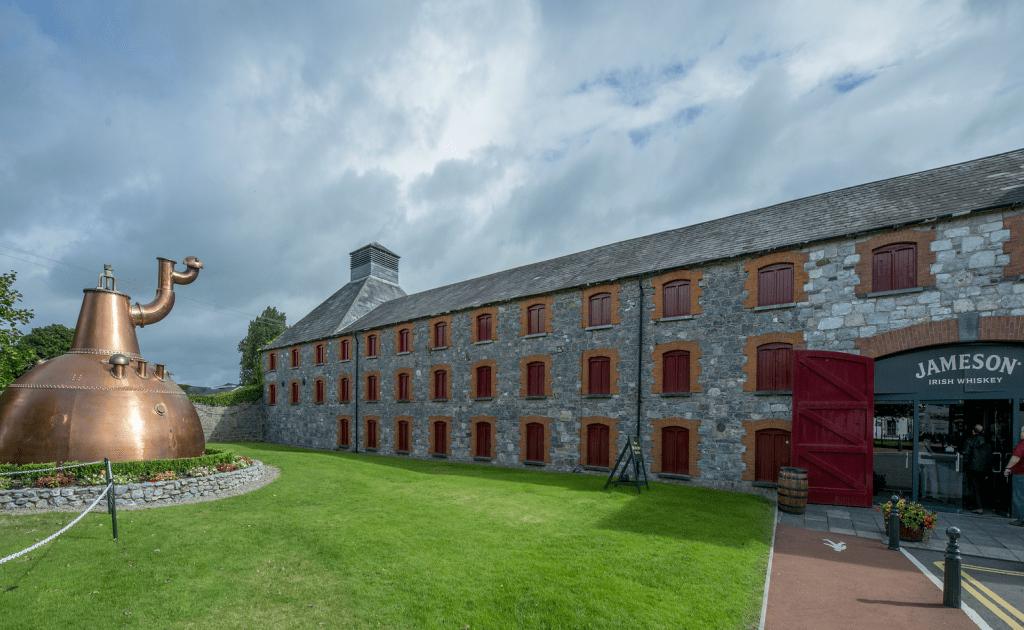 Obiective turistice Dublin - Old Jameson Distillery