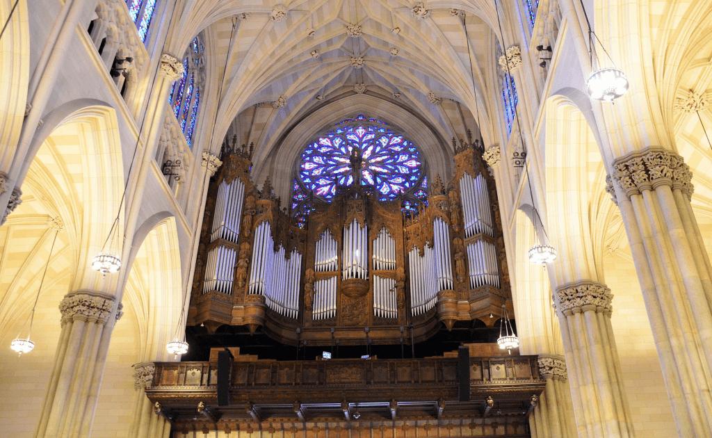 Obiective turistice Dublin - Catedrala St Patrick