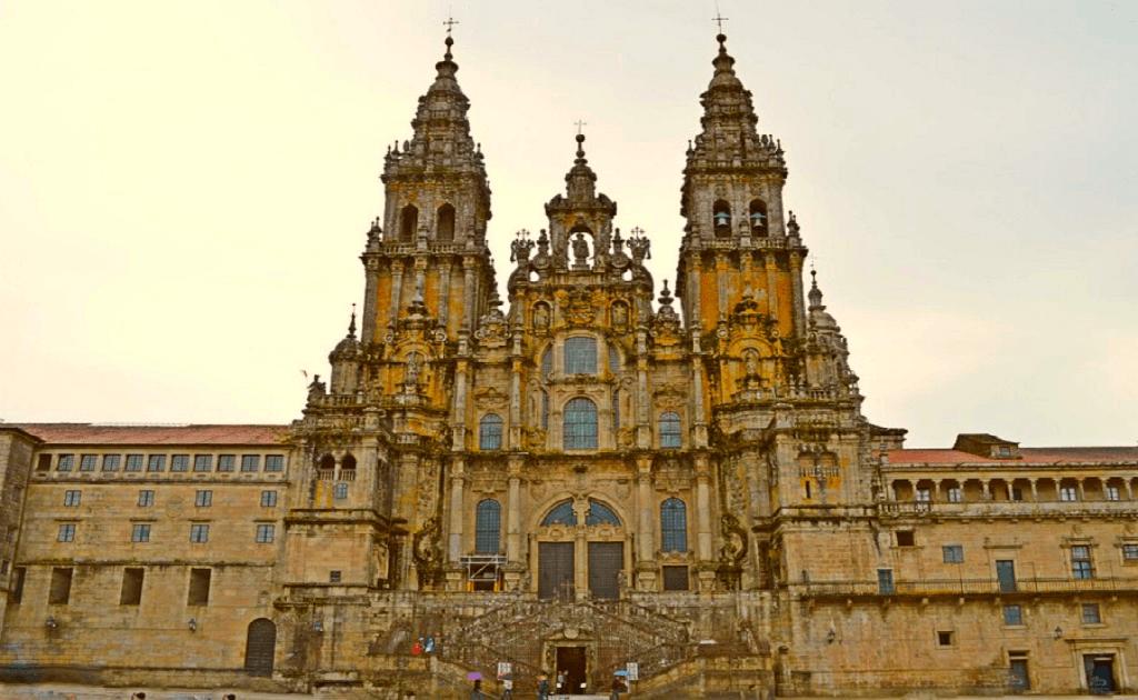 Obiective turistice Bilbao - Catedrala santiago