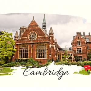 Obiective turistice Cambridge, orasul universitatilor