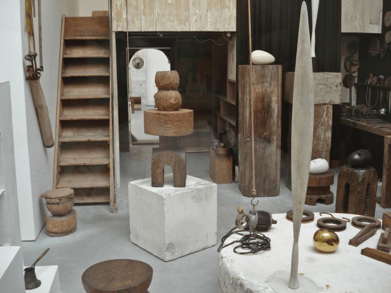 Atelierul Brancusi, Paris