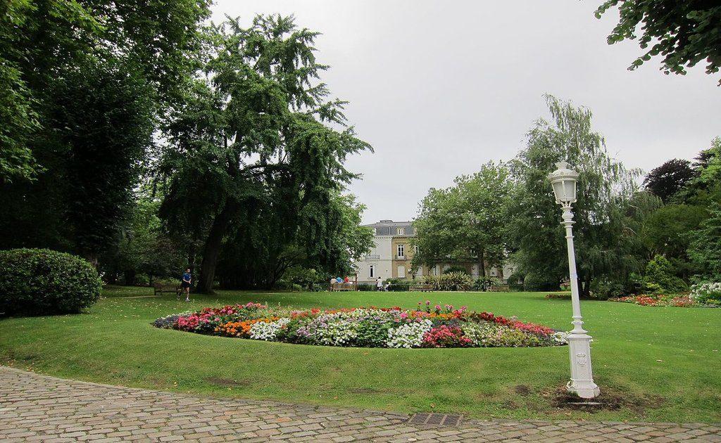 Obiective turistice San Sebastian - Parcul Aiete