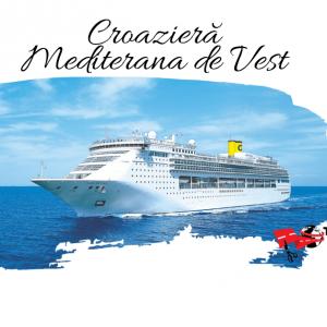 Croaziera Mediterana de Vest (Genova) – MSC Cruises – MSC Poesia 2021