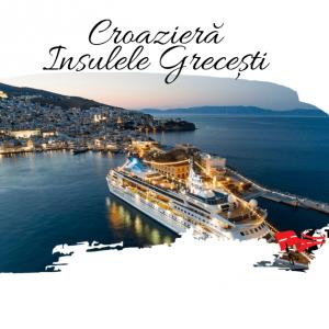 Croaziera Insulele Grecesti 2021 – Celestyal Cruises – Celestyal Olympia