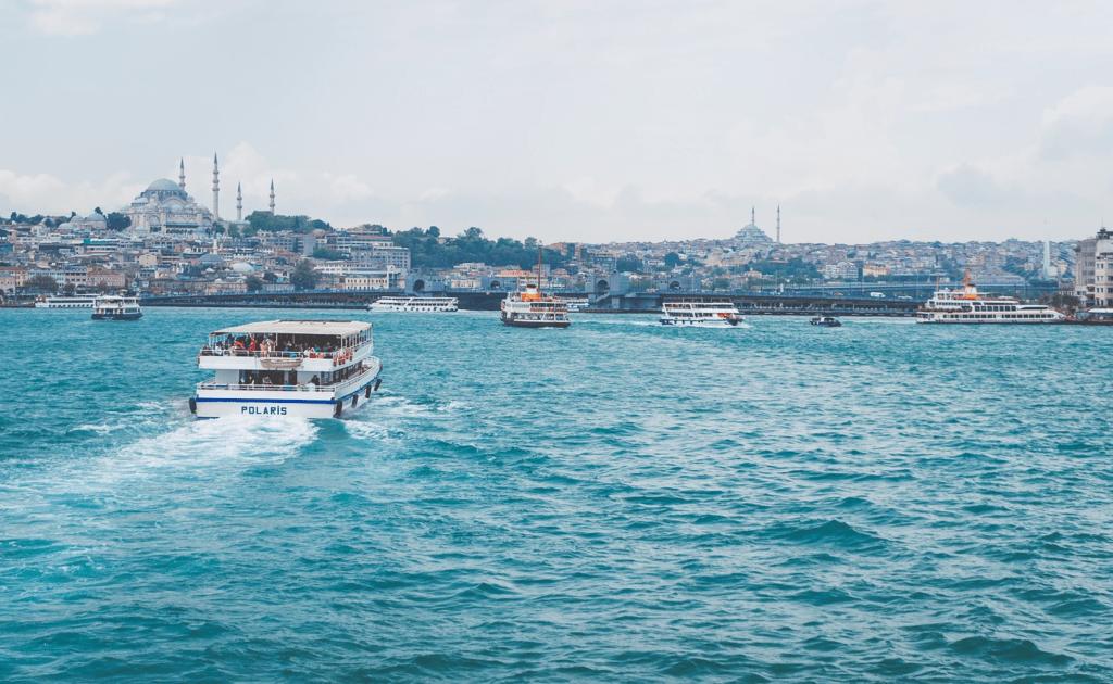 Obiective turistice Istambul - Croaziera pe Bosfor