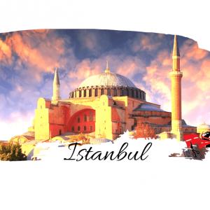 Top 7 obiective turistice Istanbul – orasul de pe doua continente