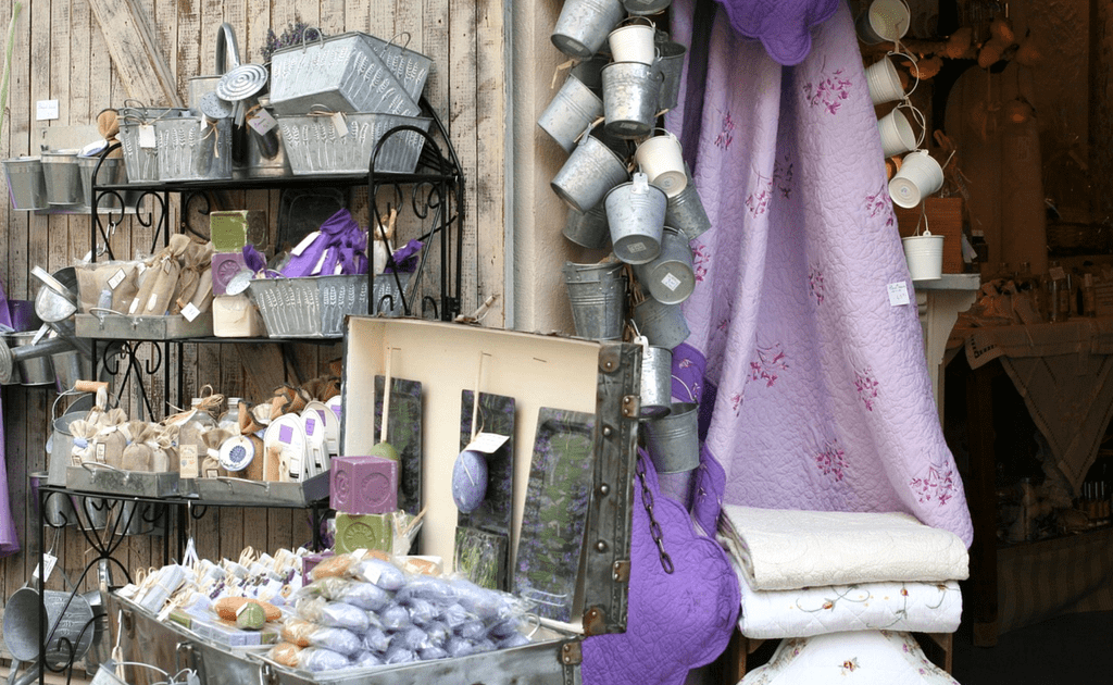 Obiective turistice Provence - Grasse