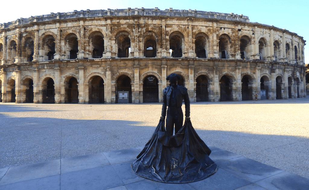 Obiective turistice Provence - Arles