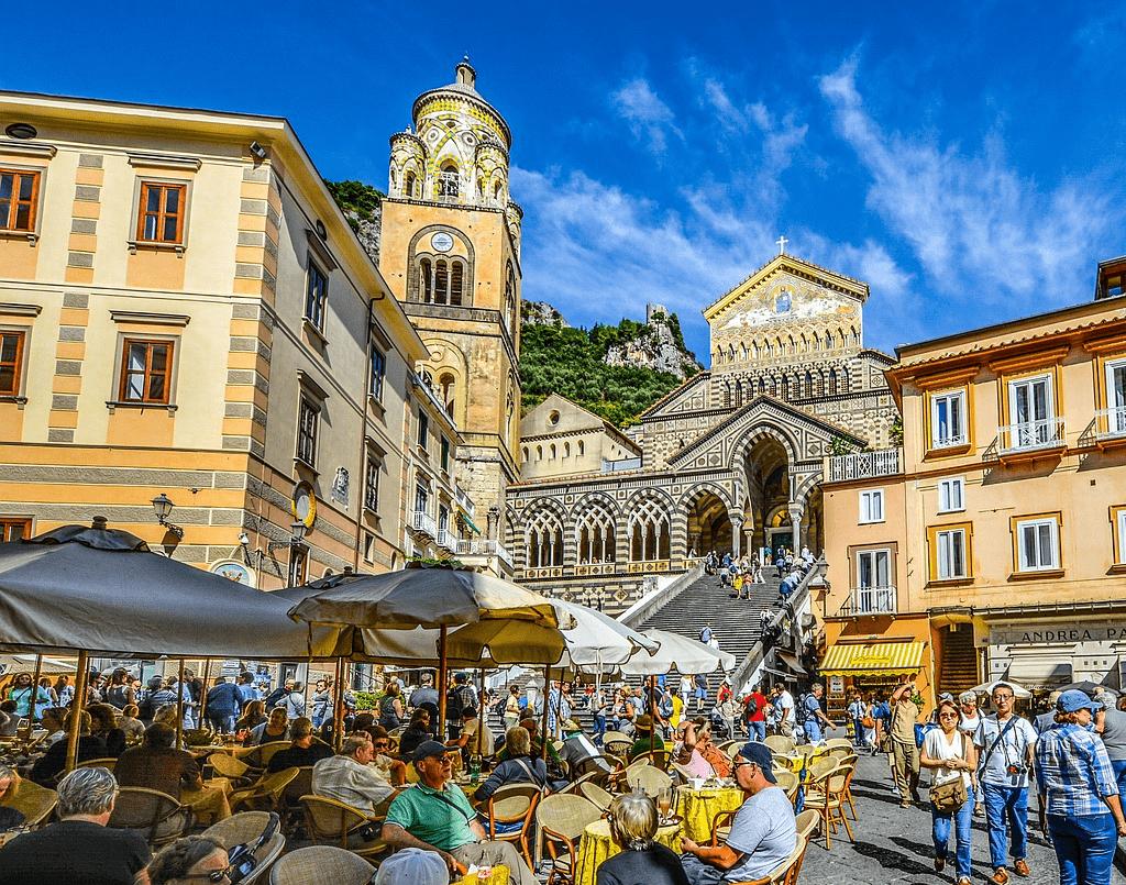Atractii turistice Coasta Amalfi -Amalfi