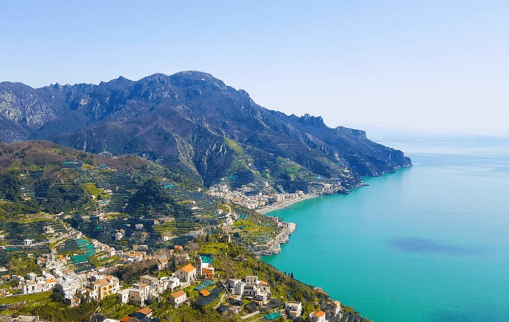 Atractii turistice Coasta Amalfi - Salerno