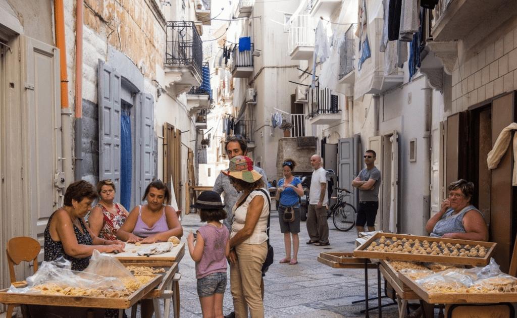 Obiective turistice Puglia - Bari