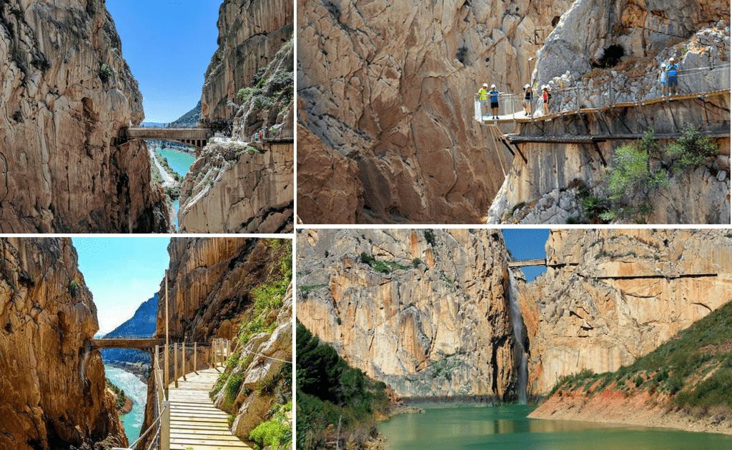 Obiective turistice Malaga - El Caminito del Rey