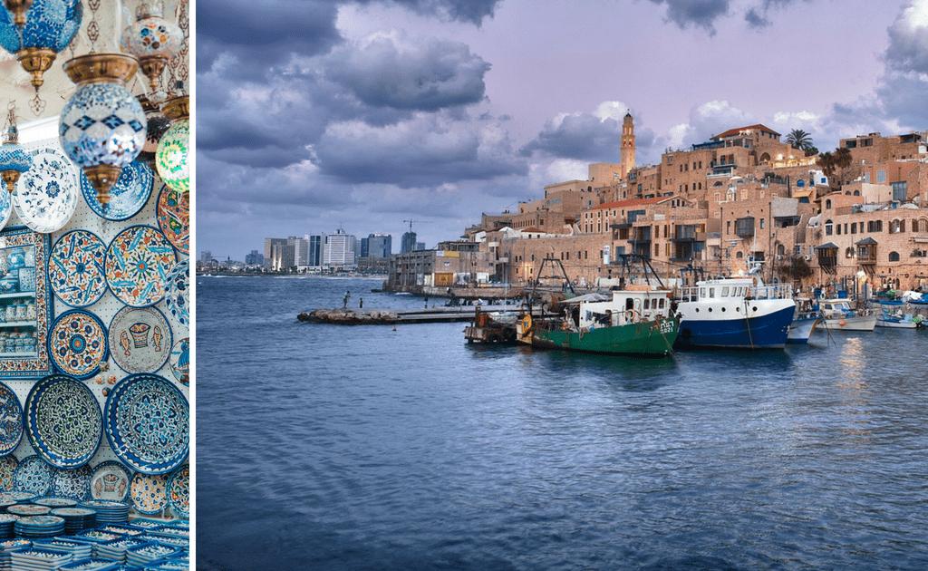 Tel Aviv - obiective turistice, Jaffa