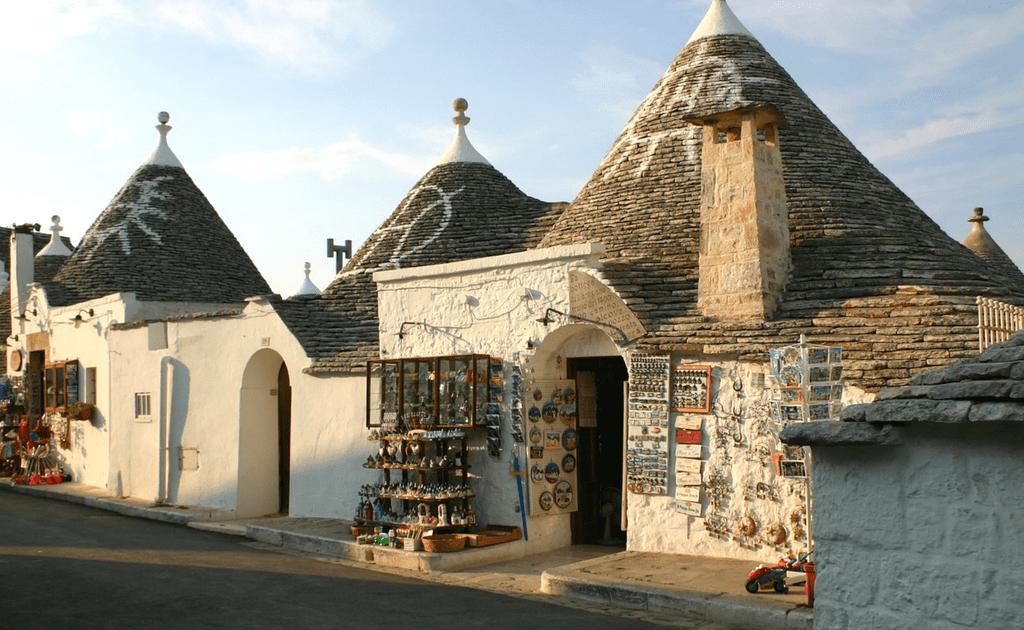Obiective turistice Puglia - Alberobello