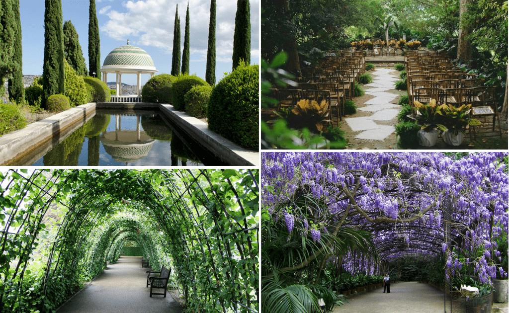 Obiective turistice Malaga - Jardin Botanico La Conception