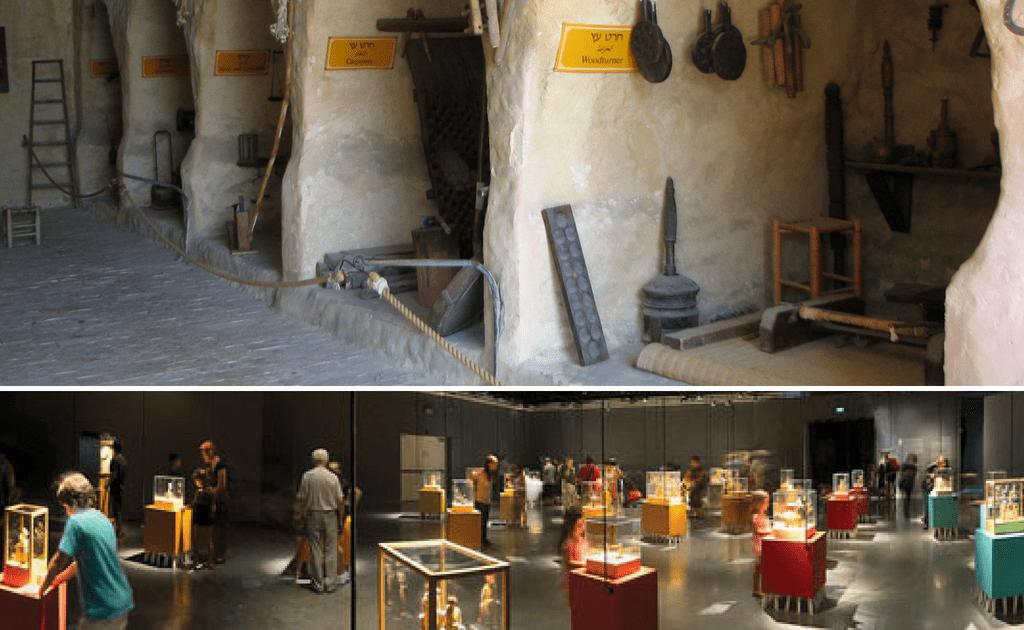 Tel Aviv obiective turistice, muzeele