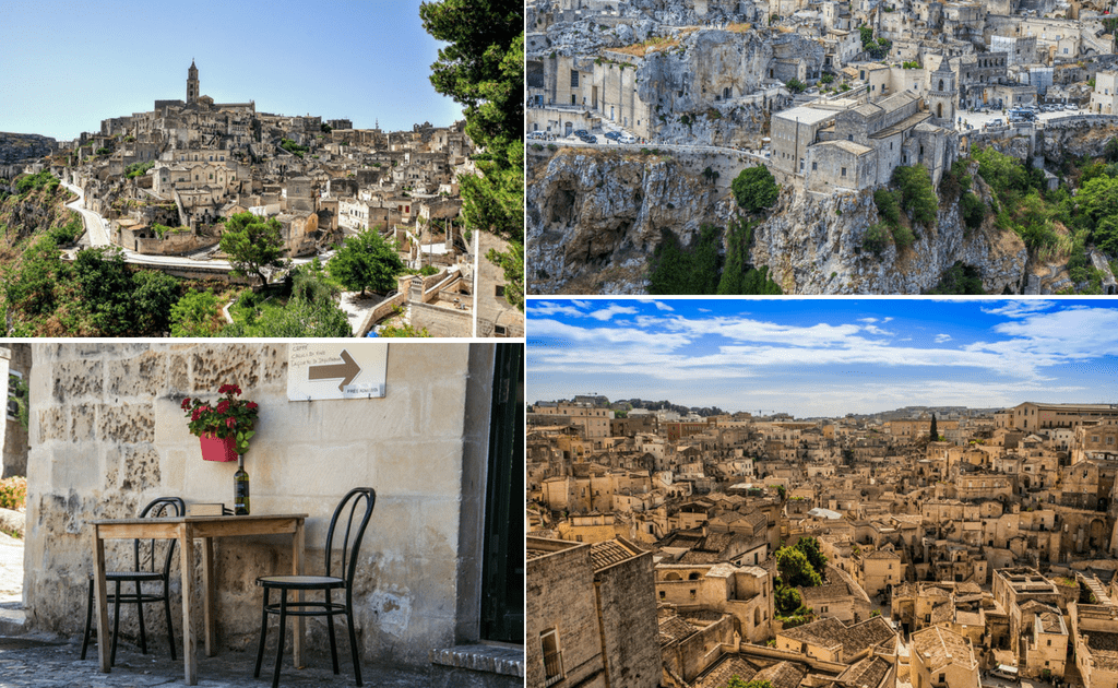 Obiective turistice Puglia - Matera