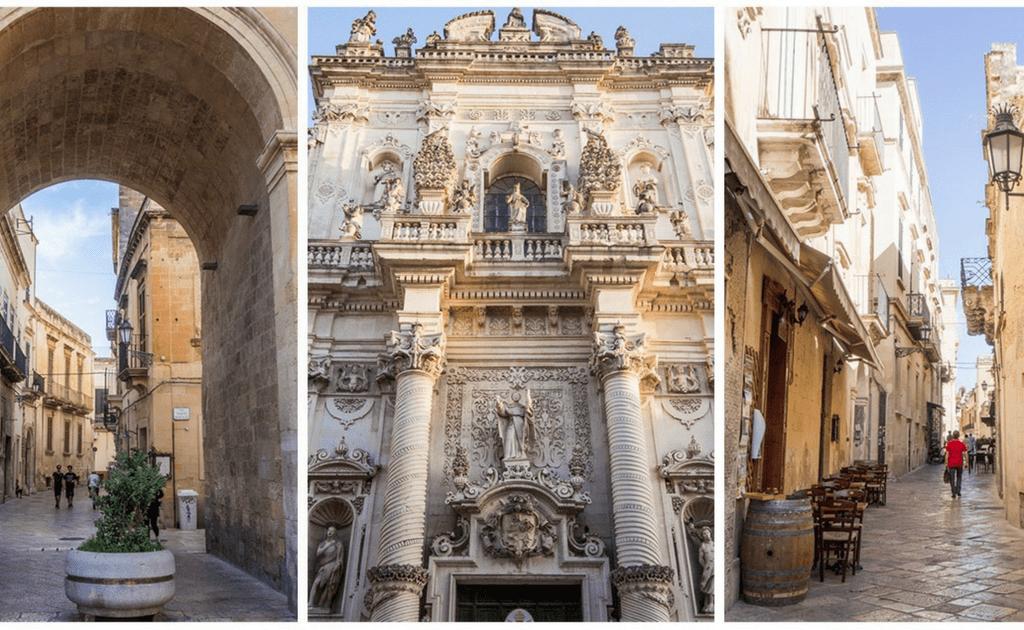 Obiective turistice Puglia - Lecce
