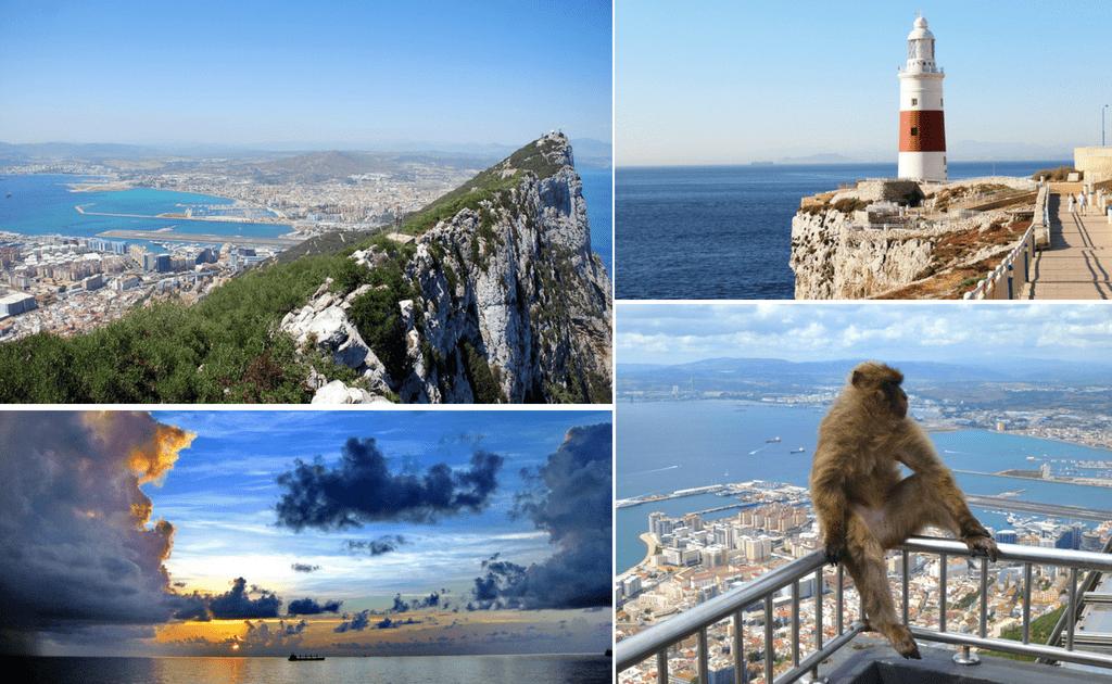 Obiective turistice Malaga - Gibraltar