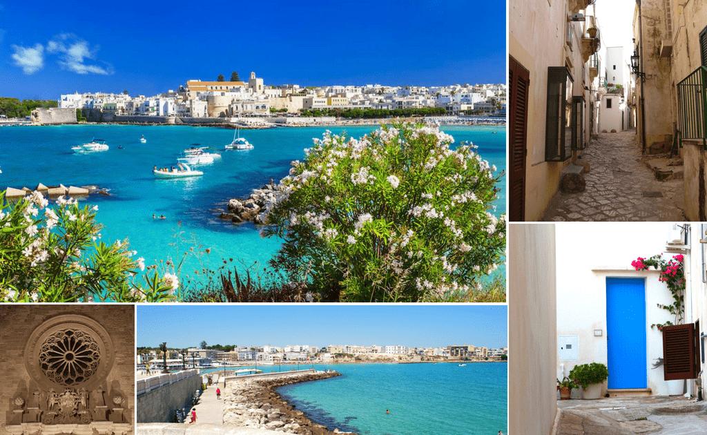 Obiective turistice Puglia - Otranto