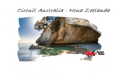 Circuit AUSTRALIA – NOUA ZEELANDA
