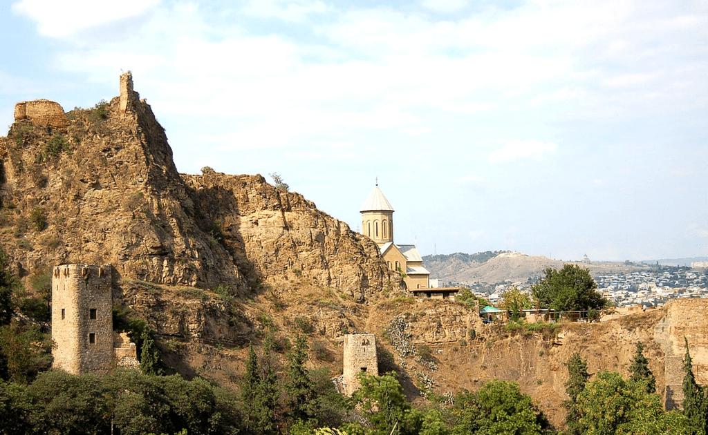 Obiective turistice Tbilisi
