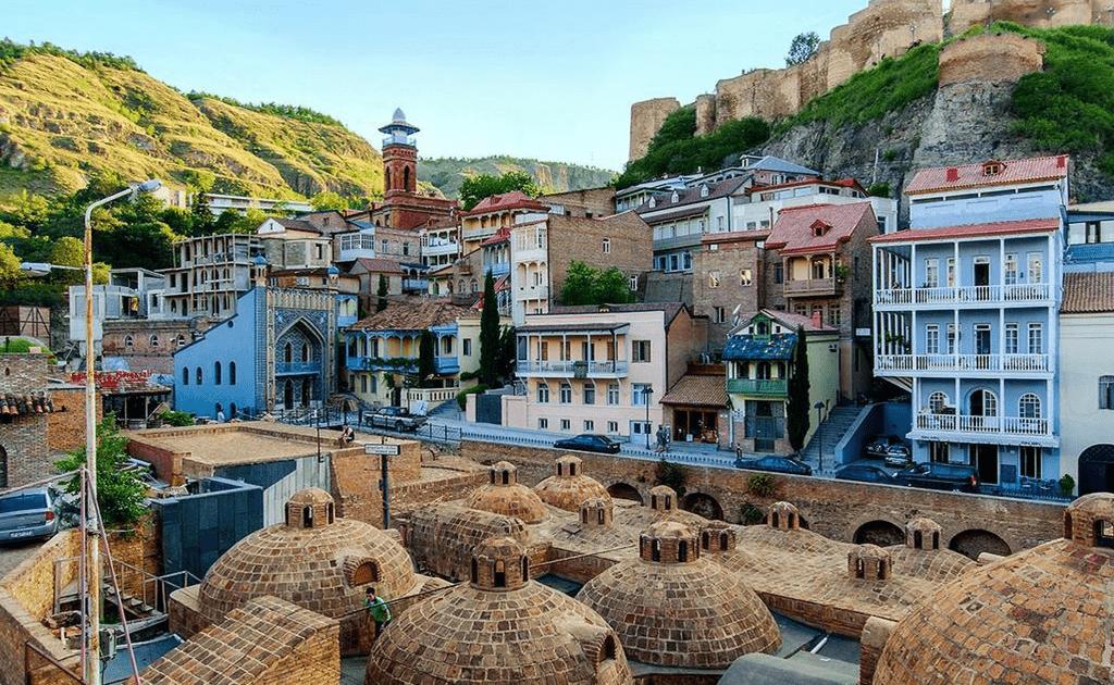 Obiective turistice Tbilisi - Centrul Vechi